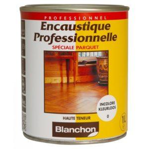 Encaustique professionnelle 1L - Blanchon