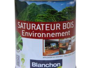 Saturateur bois Environnement 0.75L - Blanchon