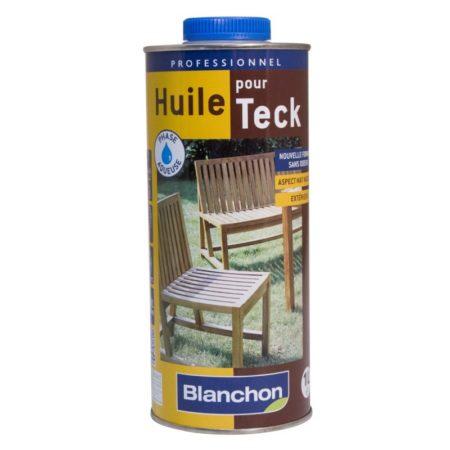 Huile pour Teck 1L Blanchon