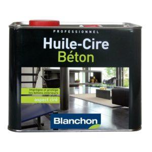 Huile-Cire Béton 2,5L - Blanchon
