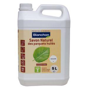 Savon naturel des parquets huilés 5L - Blanchon